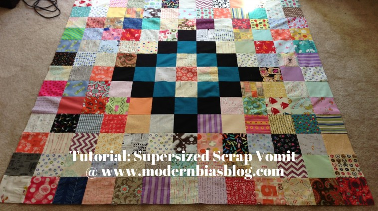 supersized scrap vomit