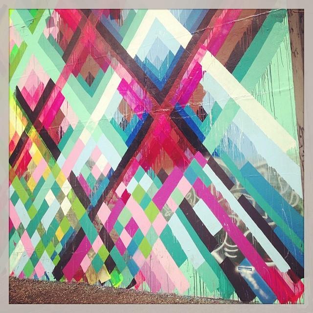 Bowery Mural